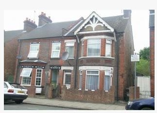Thumbnail 4 bed semi-detached house to rent in Reginald St, Luton