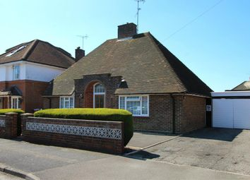 Thumbnail 2 bed bungalow for sale in Upper St Michaels Road, Aldershot