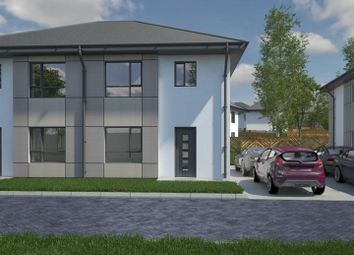 Thumbnail 3 bed semi-detached house for sale in Thornhill Park, Ramsey, Isle Of Man