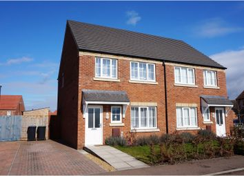 Thumbnail 3 bed semi-detached house for sale in Yeomans Way, Littleport, Ely