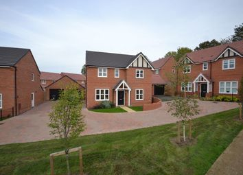 Thumbnail 4 bedroom detached house for sale in Harcourt Way, Hunsbury Hill, Northampton