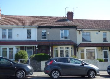 Thumbnail 3 bed terraced house to rent in Muller Road, Bristol