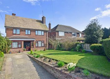 Thumbnail 3 bed detached house for sale in Ashford Road, Faversham, Kent