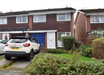 Thumbnail 3 bed semi-detached house for sale in Lytham Drive, Bramhall, Stockport