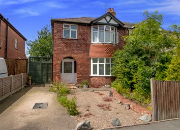 Thumbnail 3 bed semi-detached house for sale in Vernon Avenue, Retford
