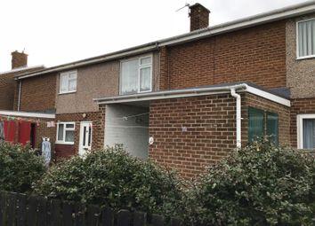 Thumbnail 2 bedroom flat to rent in Holmdale, Ashington
