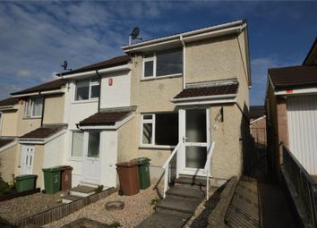 Thumbnail 2 bed end terrace house to rent in Chelmer Close, Plymouth, Devon