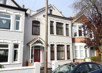 Thumbnail 3 bedroom terraced house for sale in Southview Drive, Westcliff-On-Sea