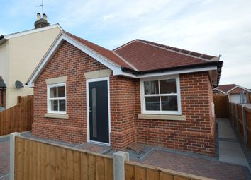 Thumbnail 2 bed detached bungalow for sale in Nayland Road, Mile End, Colchester