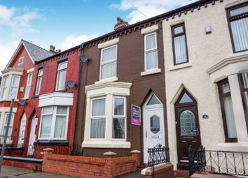 Thumbnail 3 bed terraced house for sale in Margaret Road, Liverpool
