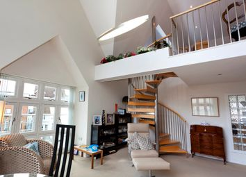 Thumbnail 3 bed flat for sale in Hewells Court, Black Horse Way, Horsham, West Sussex