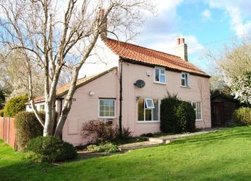 Thumbnail 3 bed semi-detached house for sale in Tottenhill, King's Lynn, Norfolk