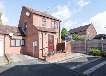Thumbnail 2 bed link-detached house for sale in St. Wulstan Way, Southam
