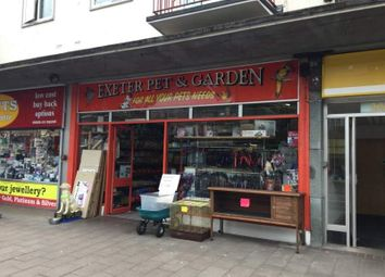 Thumbnail Retail premises for sale in 148 Sidwell Street, Exeter