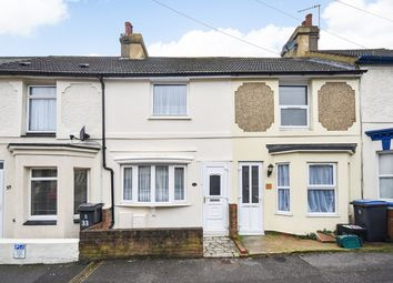 Thumbnail 2 bedroom terraced house for sale in Glenfield Road, Dover