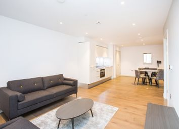 Thumbnail 1 bed flat to rent in Raglan House, Elephant Road