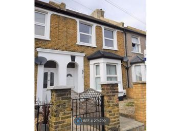 Thumbnail 4 bed terraced house to rent in Livingstone Road, Thornton Heath