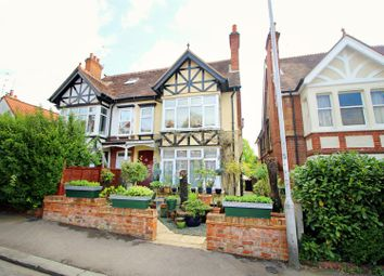 Thumbnail 4 bedroom semi-detached house for sale in St. Annes Road, Caversham, Reading