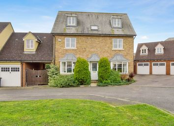 Thumbnail 5 bed detached house for sale in Mandeville Walk, Flitch Green, Dunmow