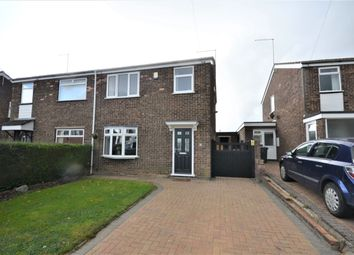 Thumbnail 3 bed semi-detached house for sale in Grafton Way, Rothersthorpe, Northampton