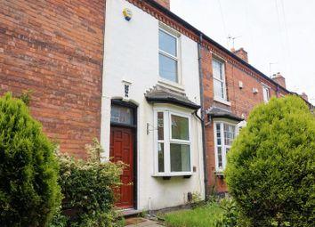 Thumbnail 2 bed terraced house for sale in Portland Terrace, Hockley, Birmingham
