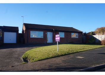 Thumbnail 3 bed detached bungalow for sale in Melford Road, Stowmarket