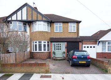 Thumbnail 4 bed semi-detached house for sale in Pembridge Avenue, Whitton