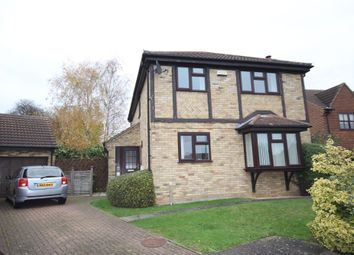 Thumbnail 4 bed detached house to rent in Hammond Way, Somersham, Huntingdon