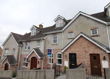 Thumbnail 4 bed terraced house for sale in Ashbridge Manor, Kinallen, Dromara