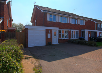 Thumbnail 3 bed semi-detached house for sale in Holmcroft, Walsgrave On Sowe, Coventry