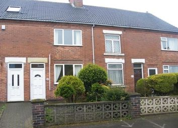 Thumbnail 2 bed terraced house to rent in Measham, Swadlincote