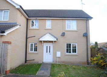Thumbnail 2 bed flat to rent in Baldock Drive, King's Lynn