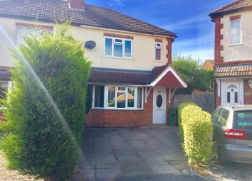 Thumbnail 3 bed semi-detached house for sale in Fairview Avenue, Whetstone, Leicester