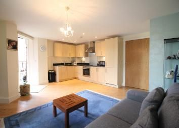 Thumbnail 3 bed flat to rent in Fellows Road, London