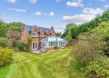 Partridge Lane, Newdigate, Dorking, Surrey RH5. 3 bed detached house for sale