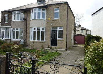 Thumbnail 3 bed semi-detached house to rent in Sunnybank Lane, Thornbury / Pudsey