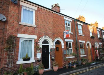 Thumbnail 2 bedroom terraced house to rent in York Street, Leek, Staffordshire