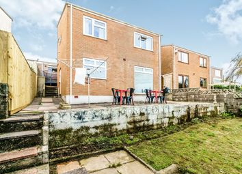 Thumbnail 4 bedroom detached house for sale in Dunraven Drive, Derriford, Plymouth