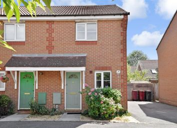 Thumbnail 2 bed semi-detached house for sale in Bramley Gardens, Emsworth, West Sussex