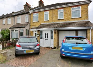 Thumbnail 4 bed end terrace house for sale in Parsonage Manorway, Belvedere