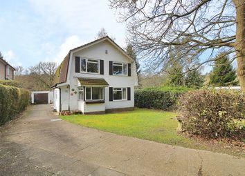 Thumbnail 4 bed detached house for sale in Mill Lane, Felbridge, West Sussex