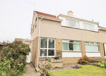 Thumbnail 3 bedroom semi-detached house for sale in Airbles Crescent, Motherwell