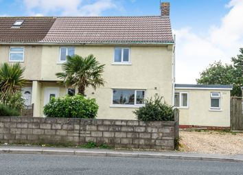 Thumbnail 4 bed semi-detached house for sale in Avon Way, Portishead, Bristol
