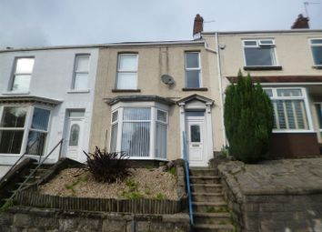 Thumbnail 3 bed terraced house to rent in Gower Road, Sketty, Swansea