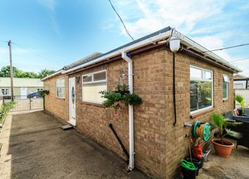 Thumbnail 3 bedroom detached bungalow for sale in Smeeth Road, Wisbech, Norfolk