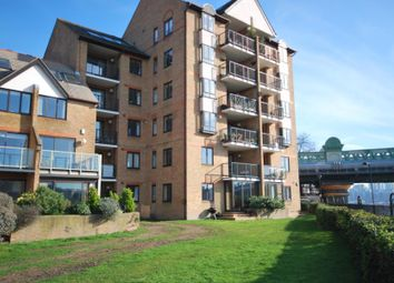 Thumbnail 1 bed flat to rent in Flat 31, Milton Court, Carrara Wharf