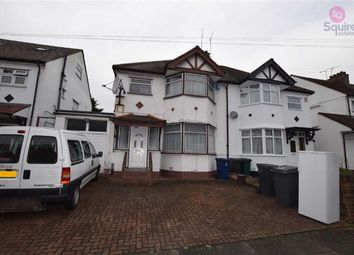 Thumbnail 5 bed semi-detached house to rent in Grove Road, Edgware, Middlesex