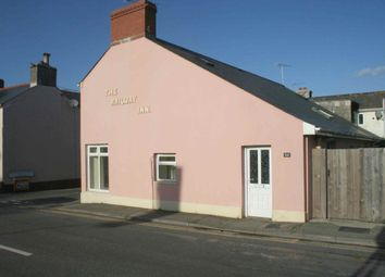 Thumbnail 1 bed terraced house to rent in Station Road, Pembroke, Pembrokeshire