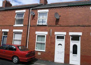 Thumbnail 2 bed terraced house to rent in Butler Street, Deeside, Flintshire