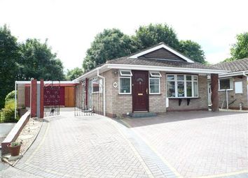Thumbnail 3 bed bungalow for sale in Halecroft Avenue, Wednesfield, Wednesfiekld